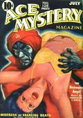 Ace Mystery (1936 Periodical House) Pulp Vol. 1 #2