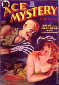 Ace Mystery (1936 Periodical House) Pulp Vol. 1 #3