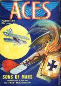 Aces (1928-1940 GlenKel) Pulp Vol. 1 #3