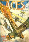 Aces (1928-1940 GlenKel) Pulp Vol. 1 #4