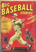 Big Baseball Stories (1948 Interstate Publishing) Pulp Vol. 1 #1