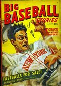 Big Baseball Stories (1948 Interstate Publishing) Pulp Vol. 1 #2