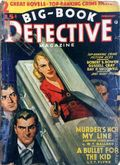Big Book Detective Magazine (1941-1943 Fictioneers) Big-Book Detective Pulp Vol. 1 #2