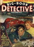 Big Book Detective Magazine (1941-1943 Fictioneers) Big-Book Detective Pulp Vol. 1 #3