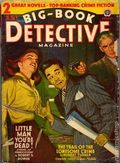 Big Book Detective Magazine (1941-1943 Fictioneers) Big-Book Detective Pulp Vol. 2 #1