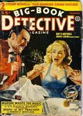 Big Book Detective Magazine (1941-1943 Fictioneers) Big-Book Detective Pulp Vol. 2 #3