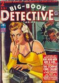 Big Book Detective Magazine (1941-1943 Fictioneers) Big-Book Detective Pulp Vol. 2 #4