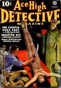 Ace-High Detective Magazine (1936-1937 Popular Publications) Pulp Vol. 1 #1