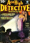 Ace-High Detective Magazine (1936-1937 Popular Publications) Pulp Vol. 1 #2