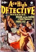 Ace-High Detective Magazine (1936-1937 Popular Publications) Pulp Vol. 1 #3