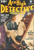 Ace-High Detective Magazine (1936-1937 Popular Publications) Pulp Vol. 1 #4