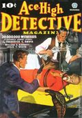 Ace-High Detective Magazine (1936-1937 Popular Publications) Pulp Vol. 2 #1