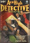 Ace-High Detective Magazine (1936-1937 Popular Publications) Pulp Vol. 2 #2
