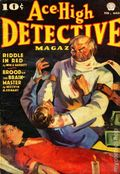 Ace-High Detective Magazine (1936-1937 Popular Publications) Pulp Vol. 2 #3