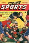 Big Book Sports (1947-1948 Exclusive Detective Stories, Inc.) Pulp Vol. 1 #1