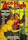 Ace-High Western Stories (1940-1951 Fictioneers) Vol. 1 #1