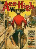 Ace-High Western Stories (1940-1951 Fictioneers) Vol. 3 #3
