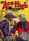 Ace-High Western Stories (1940-1951 Fictioneers) Vol. 5 #1