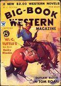 Big Book Western Magazine (1933-1954 Two-Books/Popular) Big-Book Western Pulp Vol. 1 #1