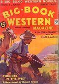 Big Book Western Magazine (1933-1954 Two-Books/Popular) Big-Book Western Pulp Vol. 1 #2