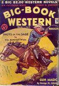 Big Book Western Magazine (1933-1954 Two-Books/Popular) Big-Book Western Pulp Vol. 1 #3