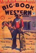 Big Book Western Magazine (1933-1954 Two-Books/Popular) Big-Book Western Pulp Vol. 1 #4