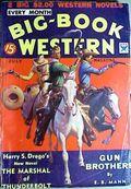 Big Book Western Magazine (1933-1954 Two-Books/Popular) Big-Book Western Pulp Vol. 1 #5
