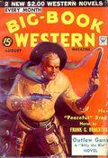 Big Book Western Magazine (1933-1954 Two-Books/Popular) Big-Book Western Pulp Vol. 1 #6