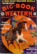 Big Book Western Magazine (1933-1954 Two-Books/Popular) Big-Book Western Pulp Vol. 1 #7