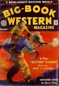 Big Book Western Magazine (1933-1954 Two-Books/Popular) Big-Book Western Pulp Vol. 1 #8