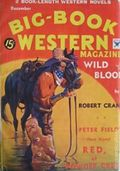 Big Book Western Magazine (1933-1954 Two-Books/Popular) Big-Book Western Pulp Vol. 1 #10