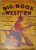 Big Book Western Magazine (1933-1954 Two-Books/Popular) Big-Book Western Pulp Vol. 2 #2