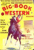 Big Book Western Magazine (1933-1954 Two-Books/Popular) Big-Book Western Pulp Vol. 2 #4