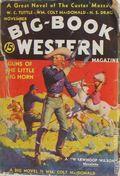 Big Book Western Magazine (1933-1954 Two-Books/Popular) Big-Book Western Pulp Vol. 2 #5