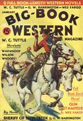 Big Book Western Magazine (1933-1954 Two-Books/Popular) Big-Book Western Pulp Vol. 2 #6