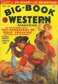 Big Book Western Magazine (1933-1954 Two-Books/Popular) Big-Book Western Pulp Vol. 3 #2