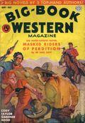 Big Book Western Magazine (1933-1954 Two-Books/Popular) Big-Book Western Pulp Vol. 3 #3