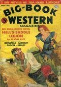 Big Book Western Magazine (1933-1954 Two-Books/Popular) Big-Book Western Pulp Vol. 3 #4