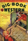 Big Book Western Magazine (1933-1954 Two-Books/Popular) Big-Book Western Pulp Vol. 3 #6