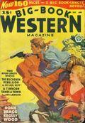 Big Book Western Magazine (1933-1954 Two-Books/Popular) Big-Book Western Pulp Vol. 4 #2