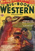 Big Book Western Magazine (1933-1954 Two-Books/Popular) Big-Book Western Pulp Vol. 4 #3