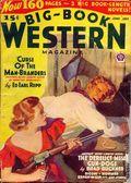 Big Book Western Magazine (1933-1954 Two-Books/Popular) Big-Book Western Pulp Vol. 4 #5