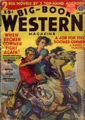 Big Book Western Magazine (1933-1954 Two-Books/Popular) Big-Book Western Pulp Vol. 5 #2