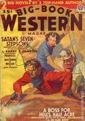 Big Book Western Magazine (1933-1954 Two-Books/Popular) Big-Book Western Pulp Vol. 5 #3