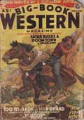 Big Book Western Magazine (1933-1954 Two-Books/Popular) Big-Book Western Pulp Vol. 6 #4
