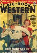 Big Book Western Magazine (1933-1954 Two-Books/Popular) Big-Book Western Pulp Vol. 7 #2