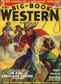 Big Book Western Magazine (1933-1954 Two-Books/Popular) Big-Book Western Pulp Vol. 7 #3