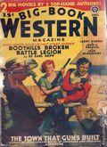 Big Book Western Magazine (1933-1954 Two-Books/Popular) Big-Book Western Pulp Vol. 7 #4