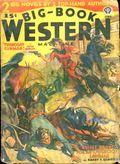 Big Book Western Magazine (1933-1954 Two-Books/Popular) Big-Book Western Pulp Vol. 8 #1
