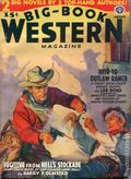 Big Book Western Magazine (1933-1954 Two-Books/Popular) Big-Book Western Pulp Vol. 8 #2